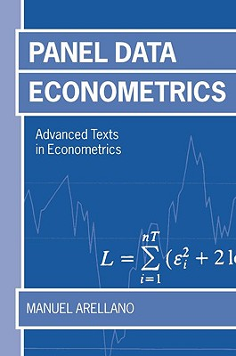 Panel Data Econometrics By Arellano, Manuel